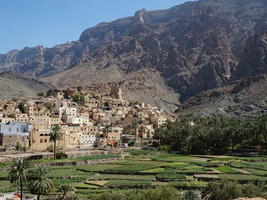 Découvrez de petits villages pittoresques, comme Bilad Sayt
