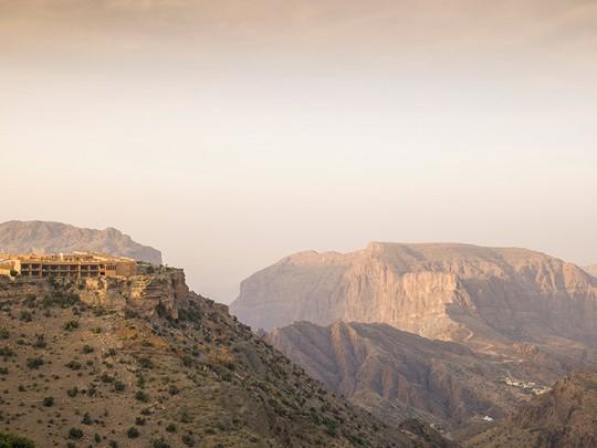 Vivez l'expérience Anantara Al Jabal Al Akhdar Resort