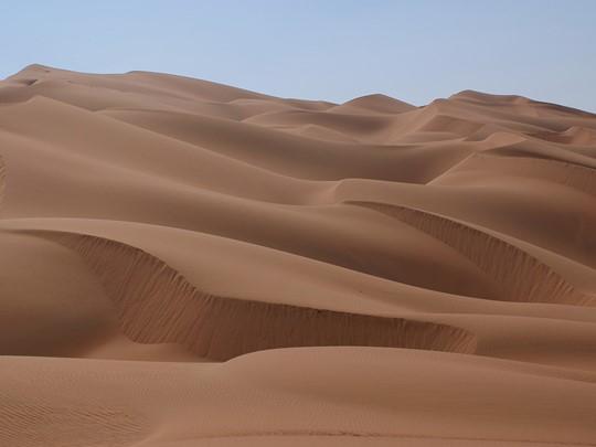Désert de Rub Al Khali