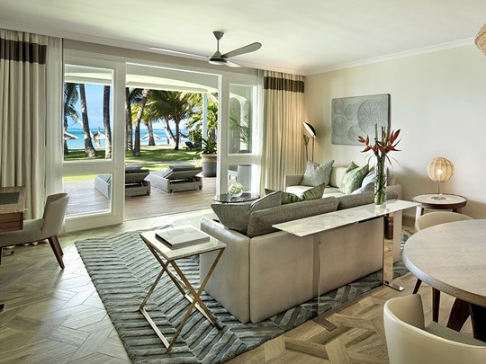 3 Bedroom Beach Front Suite