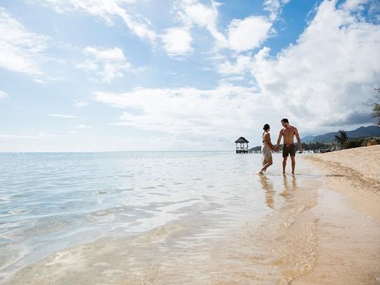 Profitez de la magnifique plage