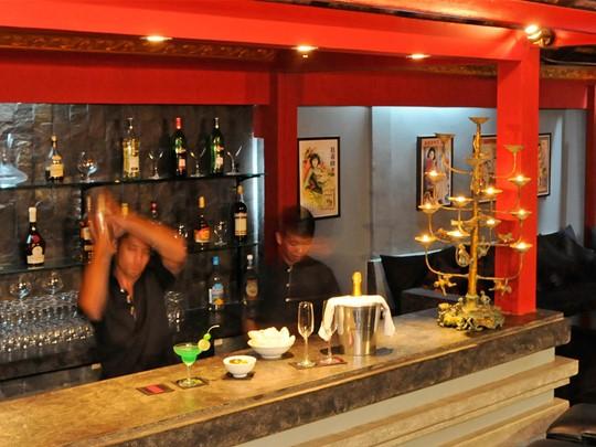 Le bar du PadiVilla Resort & Spa