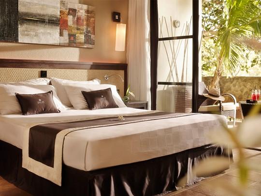 Chambre Supérieure du Palm Hôtel & Spa à la Réunion