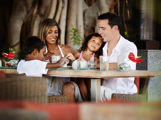 Le restaurant Kah Beach