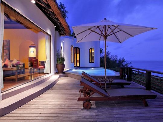 Suite Villa 1 Bedroom de l'hôtel Paradee en Thaïlande
