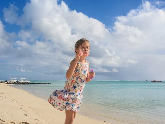 Séjour idéal en famille au Paradis Beachcomber