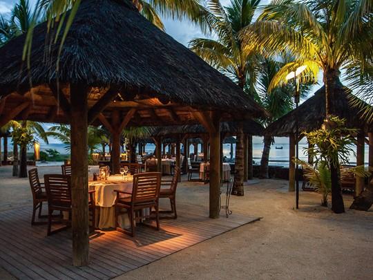 Saveurs authentiques de l'île Maurice au restaurant La Ravanne