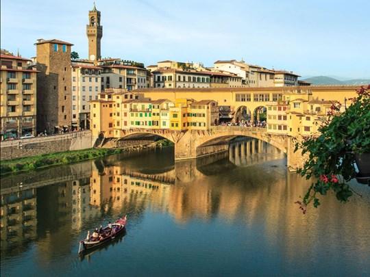 Découvrez la superbe ville de Florence
