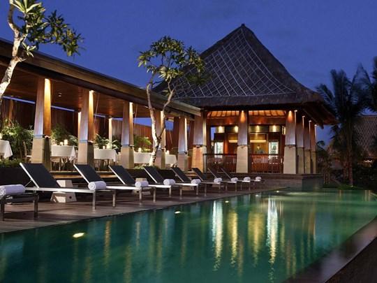 La piscine du Kayana