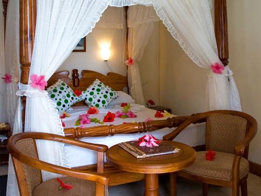 La Standard Room du Patatran Village aux Seychelles