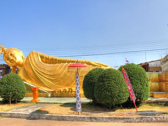 Le Bouddha Couché de Phrae