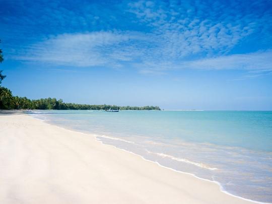 Les belles plages de Thaïlande