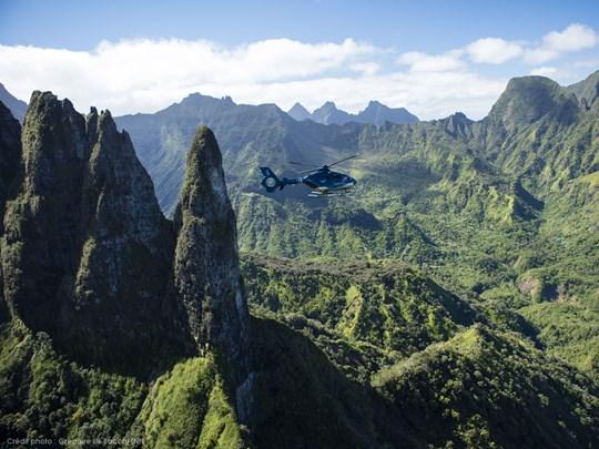 Découvrez les vallées verdoyantes de l'île