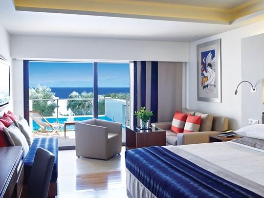 Porto Sea View 2 Bedroom Suite Private Pool