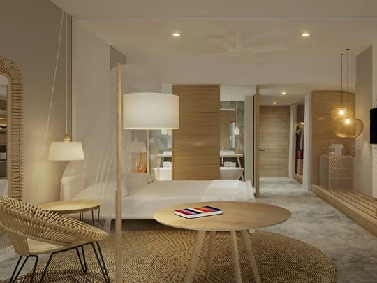 Prestige Room du Preskil Island Resort à l'île Maurice