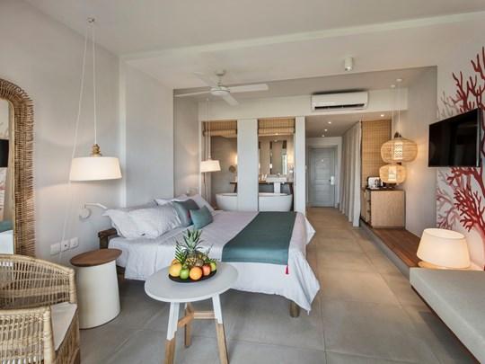 La Prestige Room, agencée de façon intuitive et singulière