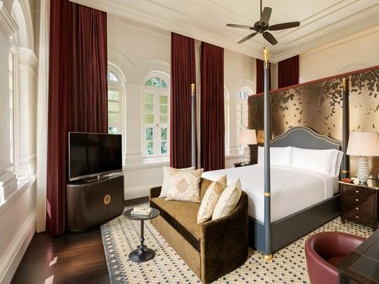 One Bedroom Presidential Suite