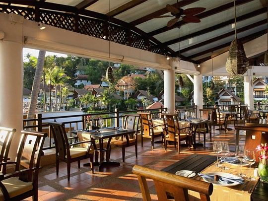 Restaurant The Watermark Seafood & Grill du Rawi Warin