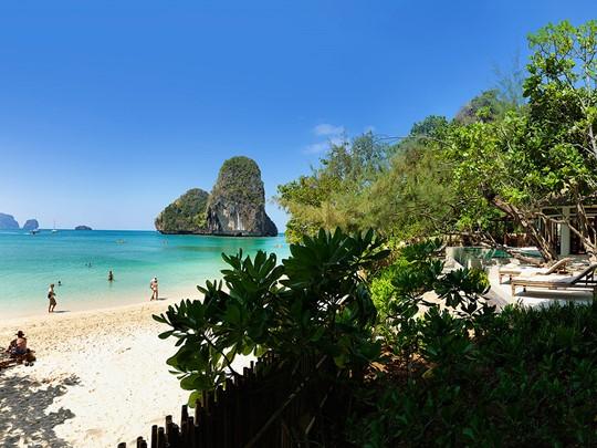 L'un des plus beaux sites hôteliers de Thaïlande