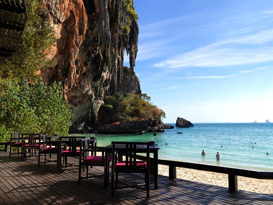 Le restaurant Krua Phranang