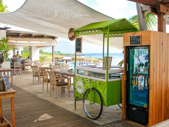 Découvrez la street food mauricienne au Taba-J