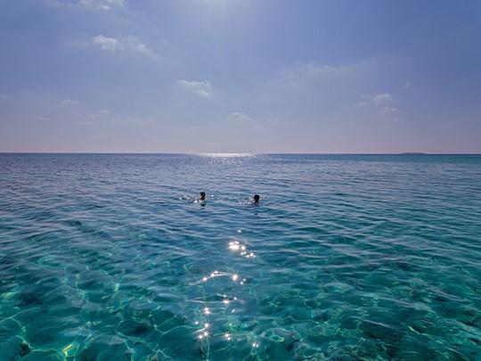Profitez des eaux cristallines de l'Océan Indien