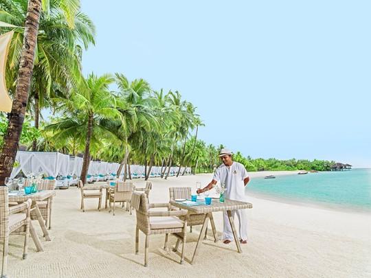 Le restaurant Beach Club