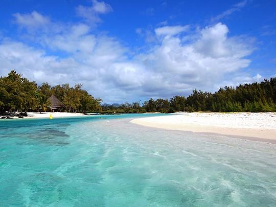 Partez pour une visite de relaxation à l'état pur à l'île aux Cerfs