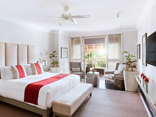 La Suite LUX de l'hôtel LUX* à Belle Mare