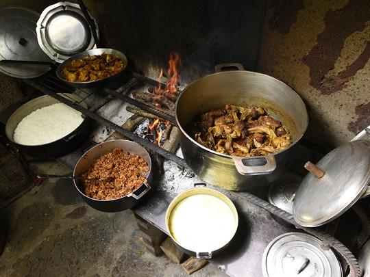 Participez à un cours de cuisine chez l'habitant