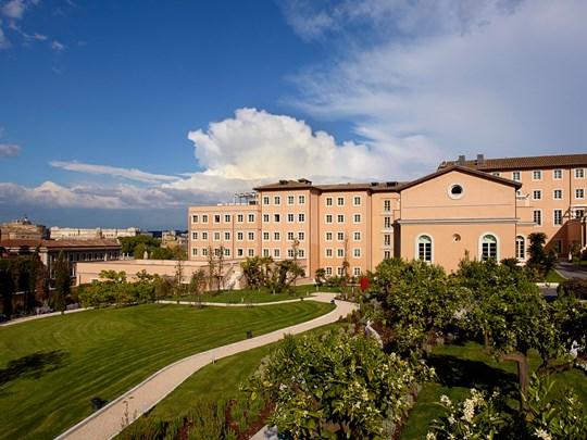 Séjour au Gran Melia Villa Agrippina
