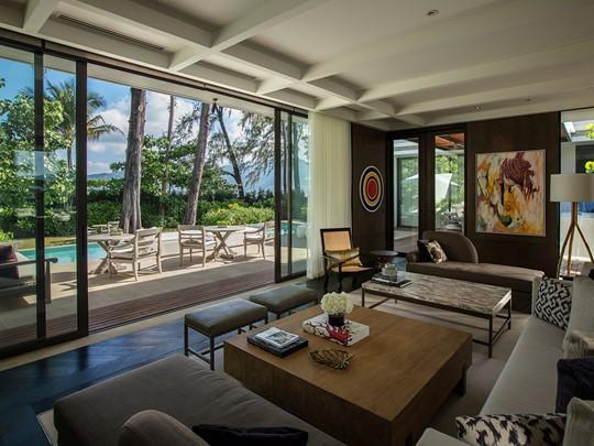 La Beach House du Rosewood Phuket