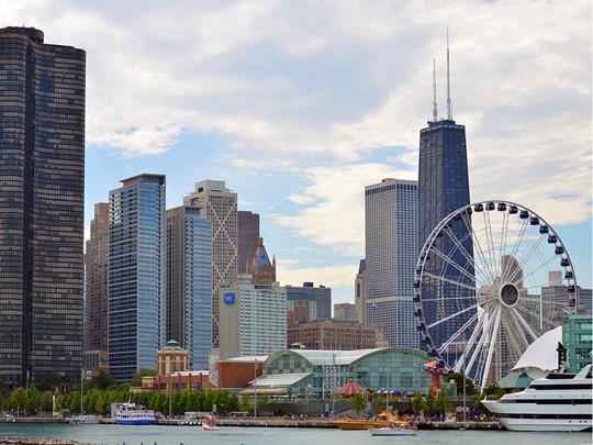 Chicago, la première étape de ce circuit mémorable