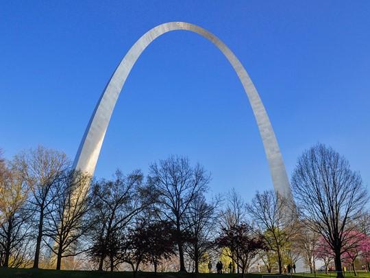 L'arche de Saint Louis