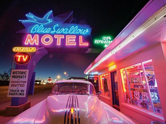 Les motels que vous croiserez sur votre chemin sur la mythique Route 66