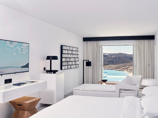 Executive Sea View Suite with Private Pool