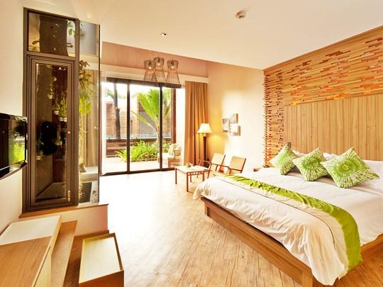 Poolside Villa du Sai Kaew Beach Resort à Koh Samet