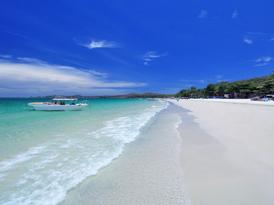 Activité nautique du Sai Kaew Beach Resort en Thailande