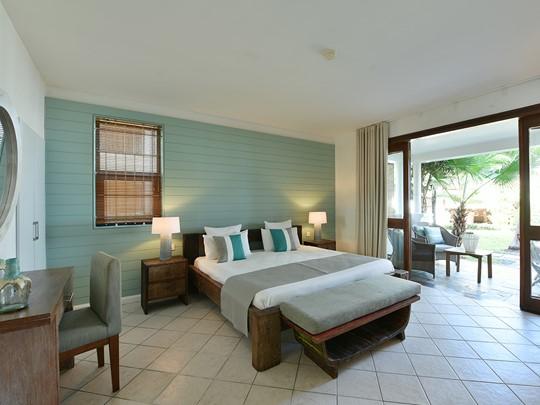 Seaview Room de l'hôtel Le Sakoa à l'île Maurice