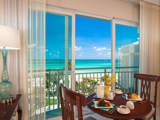 Cable Beach Oceanview Balcony