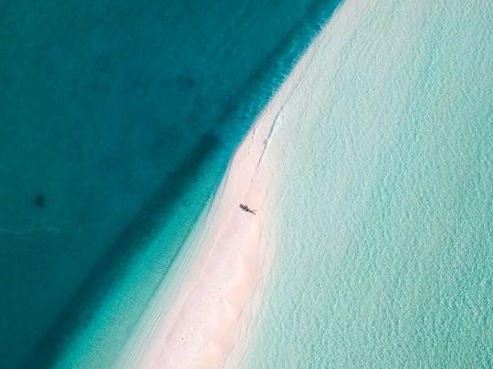 Détente aux Maldives