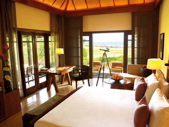 Luxury Villa Pool du Shanti Maurice à Bel Ombre