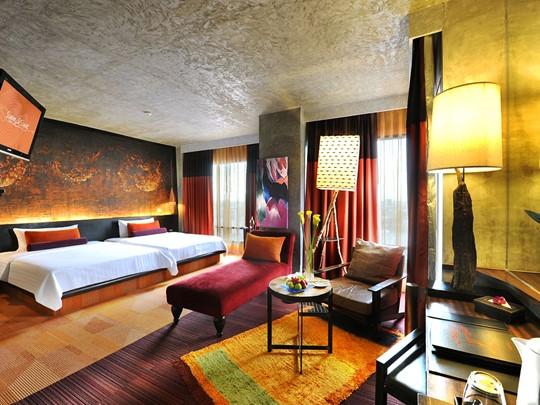 Grand Biz Class du Siam@Siam Design Hotel à Bangkok