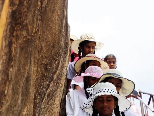 Séjour à Sigiriya