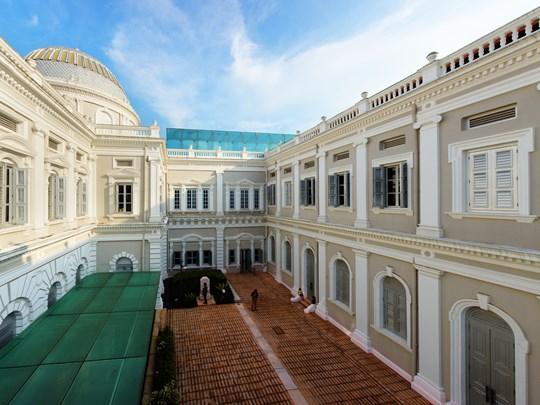 Musée national de Singapour