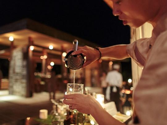Dégustez des boissons délicieuses au bar