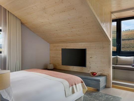 Vineyard Rooftop Suite