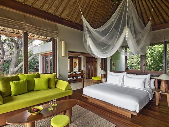 Hideaway Villa de l'hôtel Six Senses à Koh Samui