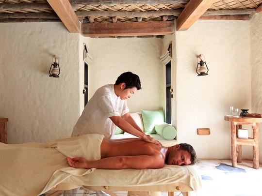 Profitez d'un excellent soin au spa