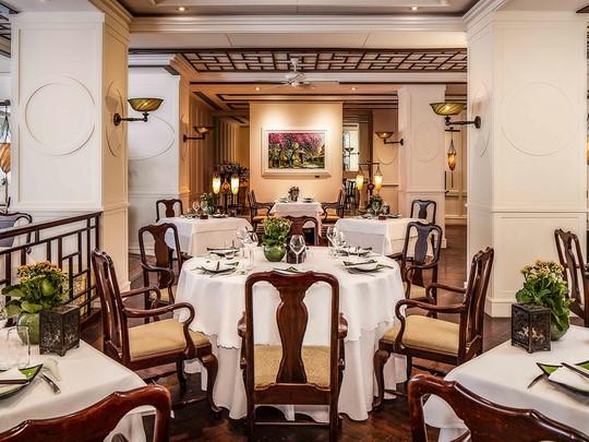 Le meilleur de la gastronomie vietnamienne au restaurant Spice Garden du Sofitel